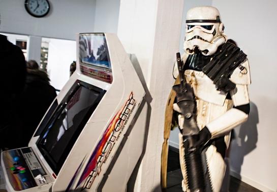 Sci-Fi World Malmö Cosplay stormtrooper 2