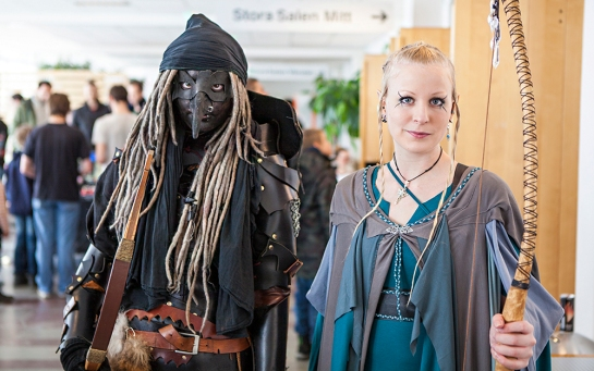 Sci-Fi World Malmö cosplay ?