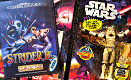 Pickups from SciFiWorld! Games & Star Wars crap:D