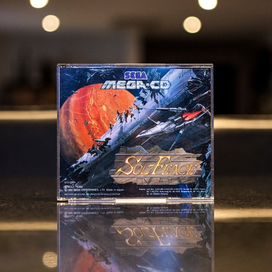 Sega Mega CD Sol-Feace