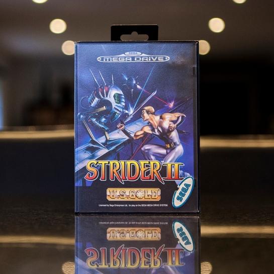 Sega Mega Drive - Strider II