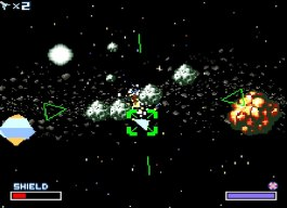 Star-Fox-Asteroids