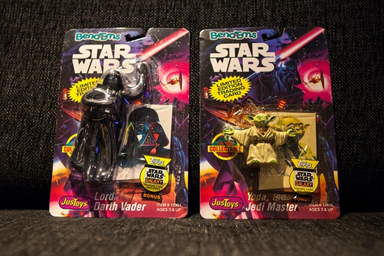 Star Wars Darth Vader & Yoda