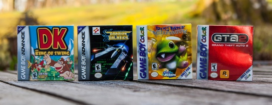 GBA-DK-King-of-Swing-Gradius-Galaxies-Bust-A-move-GTA-2
