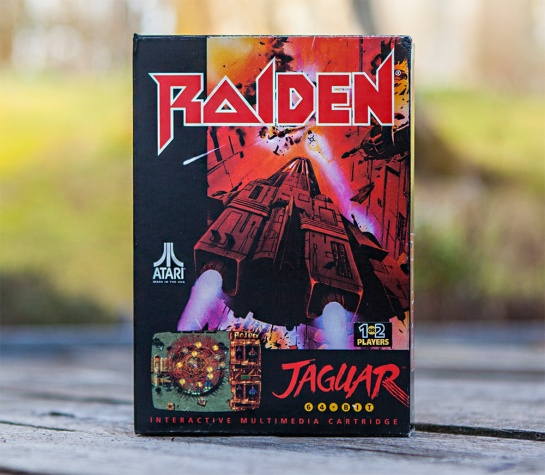 Jaguar-Raiden