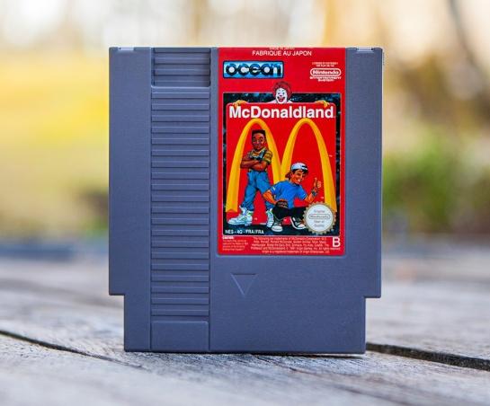 NES-McDonaldland