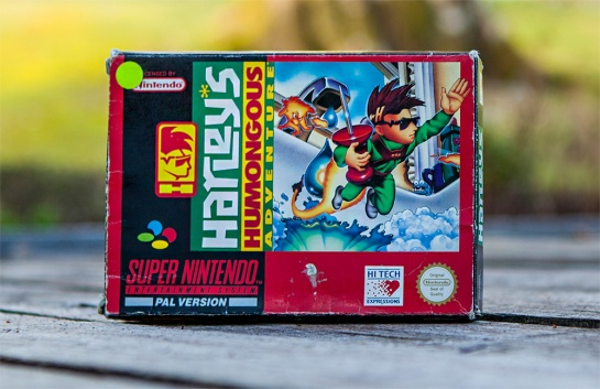SNES-Harleys-Humongous-Adventure