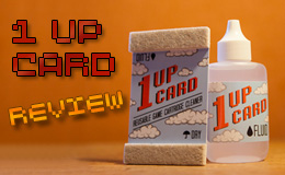 Review of the 1 UP Card