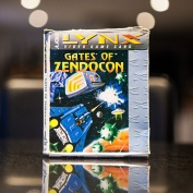 Gates of Zendocon - Atari Lynx
