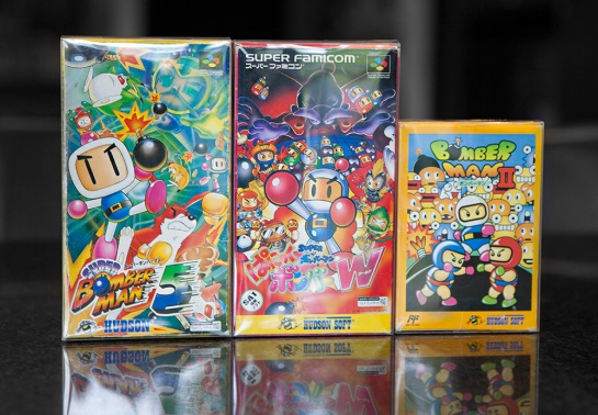 Bomberman-games-Famicom-and-Super-Famicom