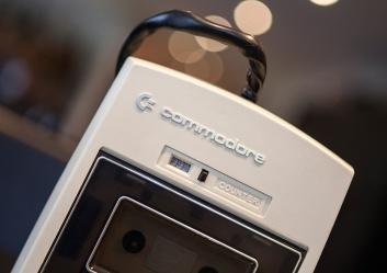 Commodore VIC-20 cassette drive