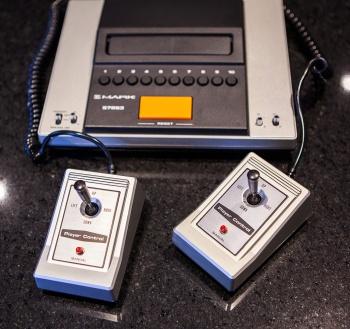 Mark Color joysticks