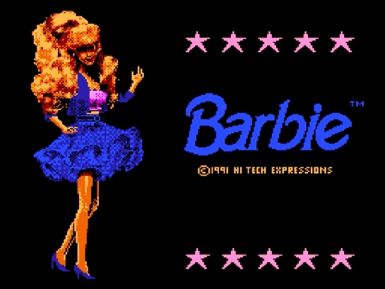 NES-Barbie-screenshot-5