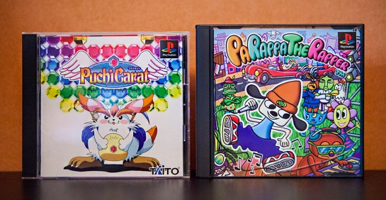 Playstation-Puchi-Carat-Parappa-the-Rapper