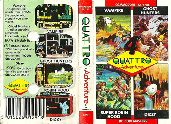 Commodore-C64-4-Quattro-Adventure