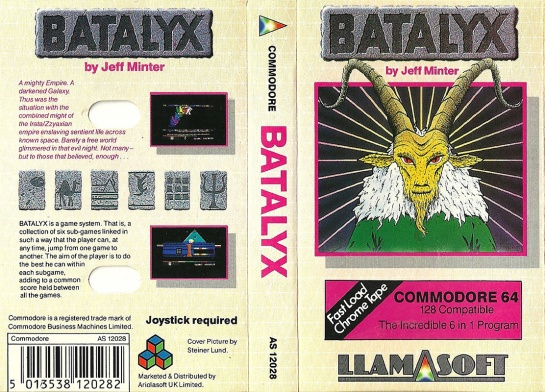 Commodore-C64-Batalyx_