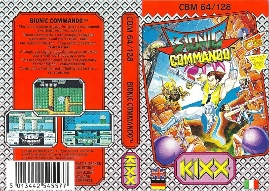 Commodore-C64-Bionic-Commando