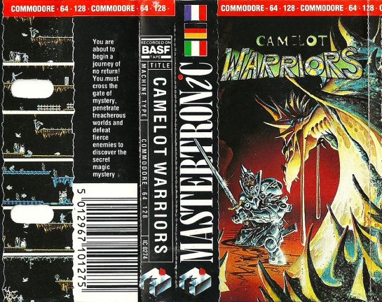 Commodore-C64-Camelot-Warriors_