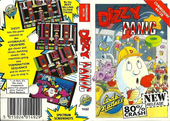 Commodore-C64-Dizzy-Panic_