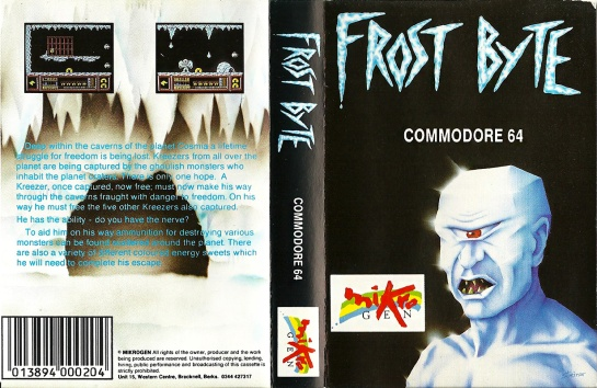 Commodore-C64-Frost-Byte