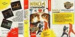 C64 Ninja Commando full scan