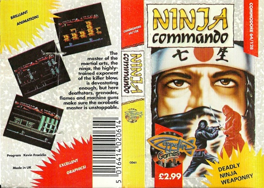 Commodore-C64-Ninja-Commando_