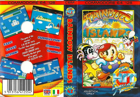 Commodore-C64-Rainbow-Island_