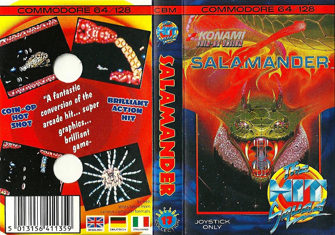 Commodore-C64-Salamander | Retro Video Gaming