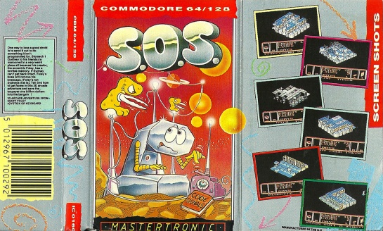 Commodore-C64-SOS