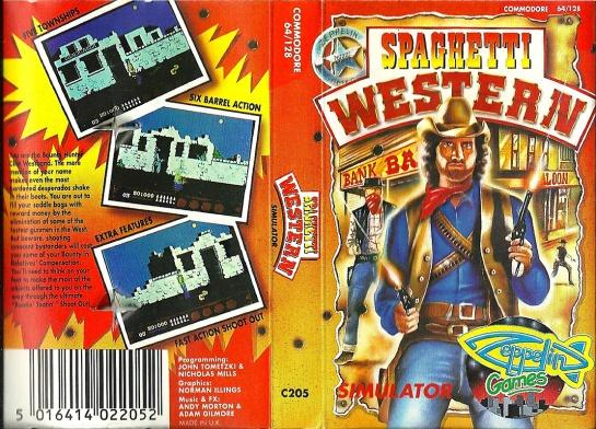 Commodore-C64-Spaghetti-Western