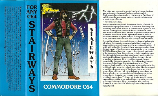 Commodore-C64-Stairways