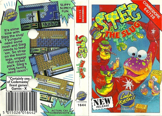 Commodore-C64-Steg-the-Slug_