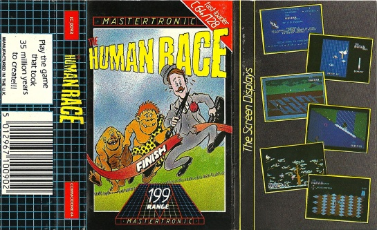 Commodore-C64-The-Human-Race