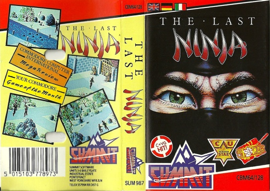 Commodore-C64-The-Last-Ninja