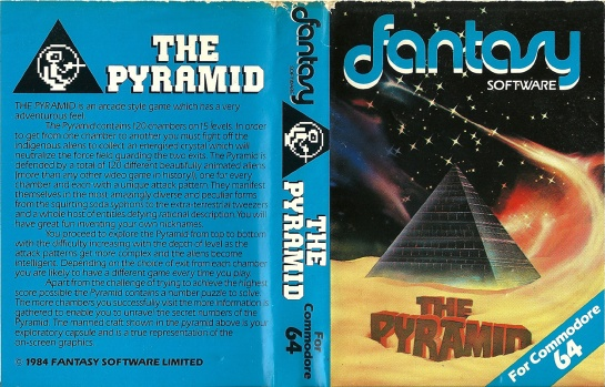 Commodore-C64-The-Pyramid