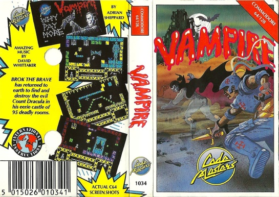 Commodore-C64-Vampire