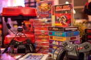 Virtual Boy and games