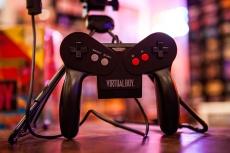 Virtual Boy controller