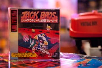 Jack Bros (ジャック・ブラザースの迷路でヒーホー!) - Virtual Boy
