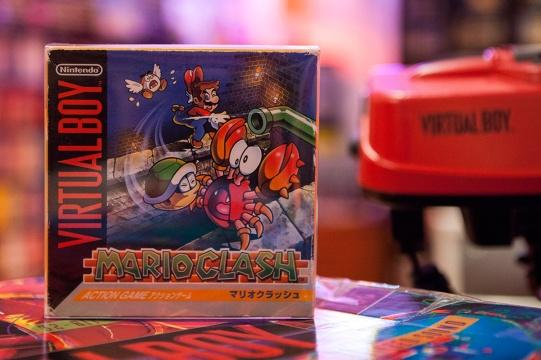 Mario Clash (マリオクラッシュ) - Virtual Boy