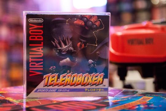 Teleroboxer (テレロボクサー) - Virtual Boy