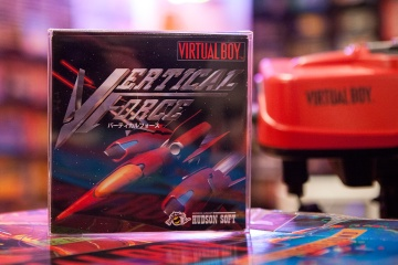Vertical Force - Virtual Boy
