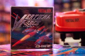 Vertical Force - Virtual Boy
