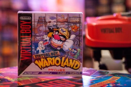 Warioland (ワリオランド) - Virtual Boy