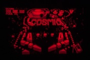 Virtual Boy Screenshot - Galactic Pinball Gameplay