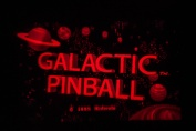 Virtual Boy Screenshot - Galactic Pinball