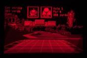 Virtual Boy Screenshot - Golf gameplay