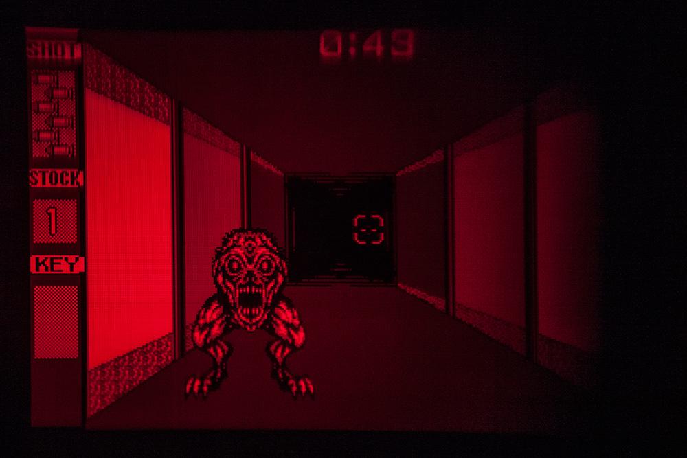 Virtual Boy Screenshot - Insmouse no Yakatta gameplay