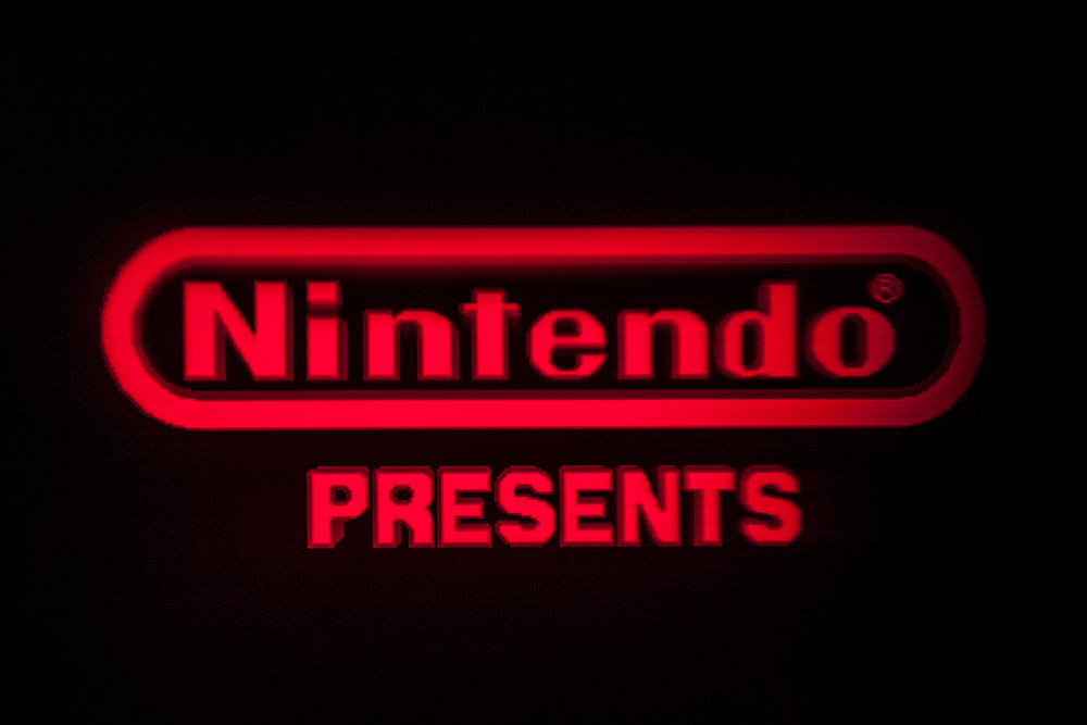 Virtual Boy Screenshot Nintendo Presents Retro Video