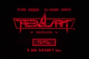 Virtual Boy Screenshot - Red Alarm